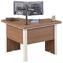 "Metropolitan Corner Desk - 46""W, 8804992"