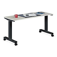"Lift Adjustable Height Table - 71""W, 8804413"