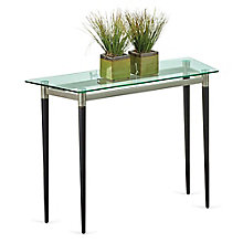 "Glass Top Sofa Table - 40""W x 15""D, 8814236"