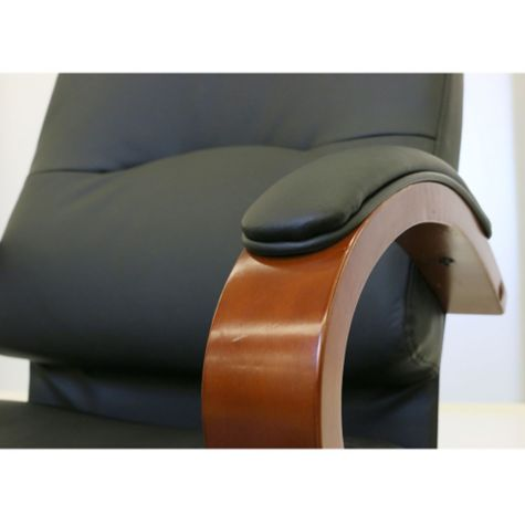 Padded Arm Rest