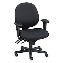 Multi-Adjustment Ergonomic Chair in Fabric, 8803208