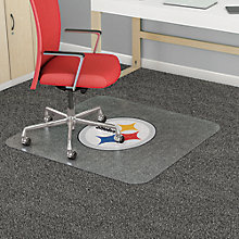 "NFL Standard Use Chairmat 53""W x 45""D, 8823819"