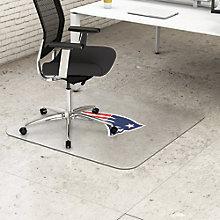 "NFL Hardfloor Chairmat 60""W x 46""D, 8823822"