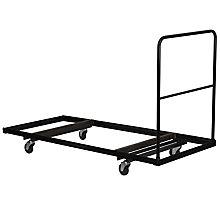 Black folding table, 8812335