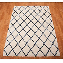 Small Diamond Pattern Area Rug 8.17'W x 10'D, 8803841