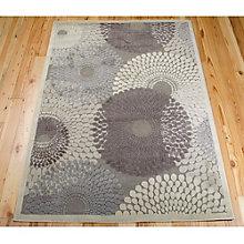 Circle Print Area Rug 5.25'W x 7.42'D, 8803845