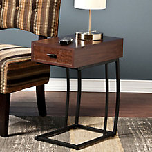 Side Table w/Power & USB, 8821314