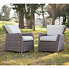 Avadi Outdoor Chairs 2pc Set, 8820522