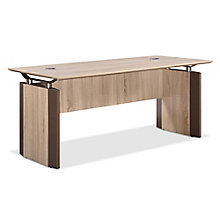 "Allure Executive Desk - 66""W x 30""D , 8828431"