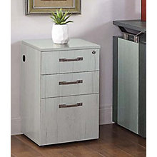 "Allure 15.5""W Three Drawer File Pedestal, 8828415"