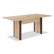"Allure Standing-Height Conference Table - 8'W x 48""D, 8828455"