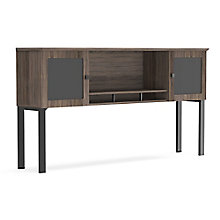 "Allure Credenza-Supported Hutch - 66""W , 8828433"