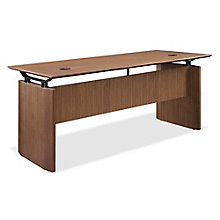 "Diamond Executive Desk - 66""W x 30""D, 8828342"