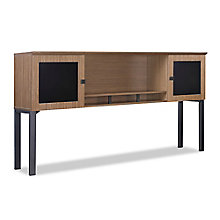 "Diamond Credenza-Supported Hutch - 72""W, 8828349"