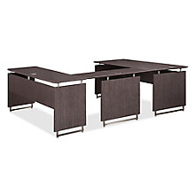 "Summit Executive U-Desk - 72""W x 98""D, 8828376"