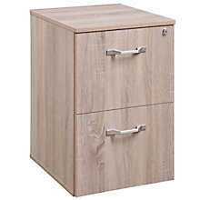 "Allure 15.5""W Two Drawer File Pedestal, 8828416"