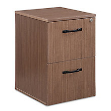 "Diamond 18""W Two-Drawer File Pedestal, 8828296"