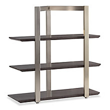 Bookcase 3 Shelf 36WX15D, 8828320