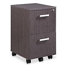 "Summit 15.5""W Two-Drawer Mobile Pedestal, 8828335"