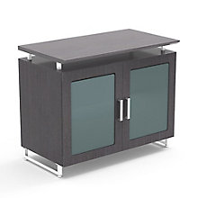 36x20 Cabinet with Glass Doors, 8828489