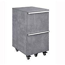 District Two-Drawer Mobile Pedestal, 8829022