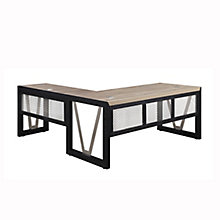 "District L-Desk with Right Return - 72""W, 8829059"