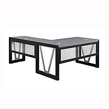"District L-Desk with Right Return - 60""W, 8829061"