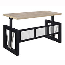 "District Height-Adjustable Desk - 72""W, 8829069"