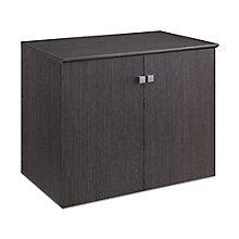 """Diamond 36""""W x 29.5""""H Low Wall Wood Door Cabinet, 8828488"""