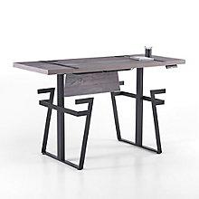 "Forge Height-Adjustable Desk - 72""W , 8828554"