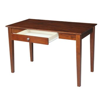 Superb Compact Desk With Drawer And Chair Set Andrewgaddart Wooden Chair Designs For Living Room Andrewgaddartcom