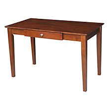 "Compact Desk with Drawer - 48""W, 8812988"