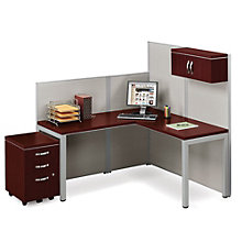 Instant Office Reversible L-Desk Set, 8803424