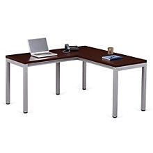 """Compact L-Desk - 60""""W, 8803888"""