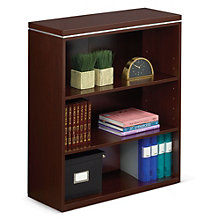 "Three Shelf Bookcase - 42""H , 8803409"