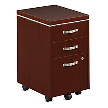 "Mobile Three Drawer File Pedestal - 16""W, 8803412"
