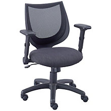 Petite Flip Arm Task Chair with Mesh Back, 8804928