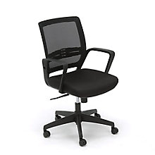 Perk Task Chair With Mesh Back, 8807707