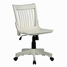 Armless Bankers Chair, OFF-10228