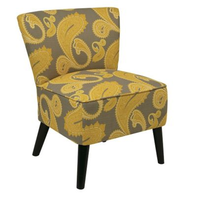 2015 Popular Patterns for Accent Chairs