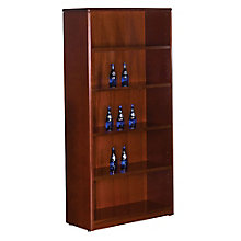 Five Shelf Bookcase, 8827163