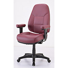 Work Smart Polyurethane Ergonomic Chair, 8827677