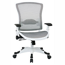 Space Series Mesh Back Ergonomic Computer Chair, 8801510
