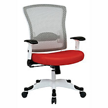 Space Mesh and Fabric Ergonomic Computer Chair, 8801513
