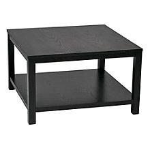Merge Wood Veneer Square Coffee Table, 8801778