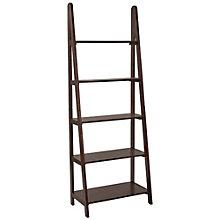 "Copenhagen Five Shelf Ladder Bookcase - 72""H, 8805199"