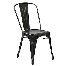 Bristow Dining Chair with Wood Seat, 8803134