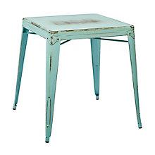 "Bristow Metal Table - 31""W x 29""D, 8803130"