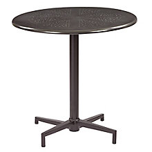 "Oxton Metal Round Flip-Top Table - 30""DIA, 8803391"