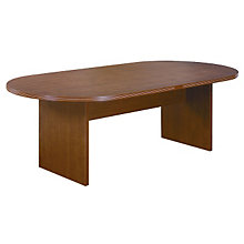 """Race Track Conference Table - 120"""" x 48"""", OFF-NAP-37"""